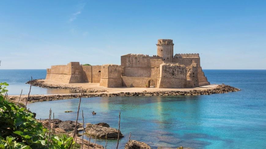 Isola di Capo Rizzuto, Calabria