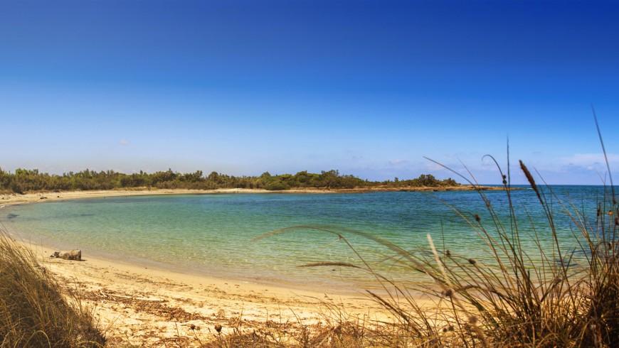 Natural Reserve Torre Guaceto, Puglia