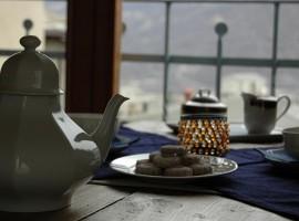 Breakfast at the B&B Via Paradiso your eco-friendly accommodation in Valtellina