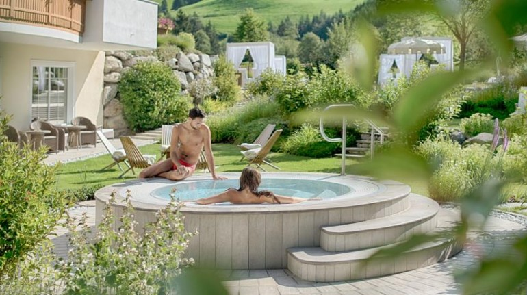 Alpen Palace, eco-friendly and luxury hotel in South Tyrol, Italy