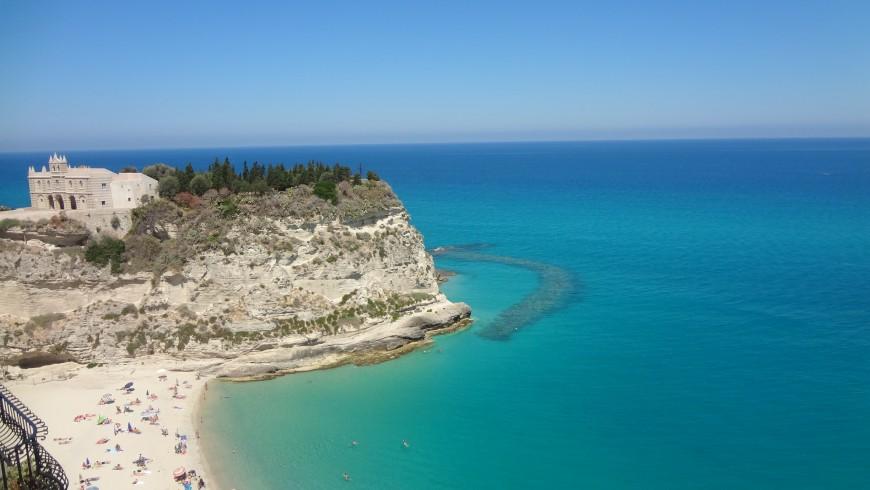 Tropea Beach, Calabria