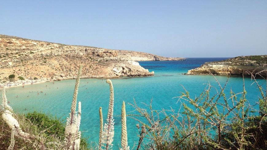 Rabbit Beach, Sicily