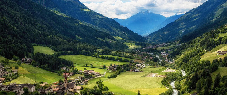 Passeiertal, Alps, Italy