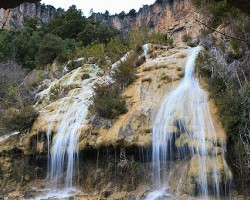 Lequarci Waterfalls (Sardinia)