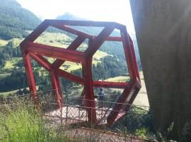 Passo Rombo, viewpoint Granate, Passeiertal