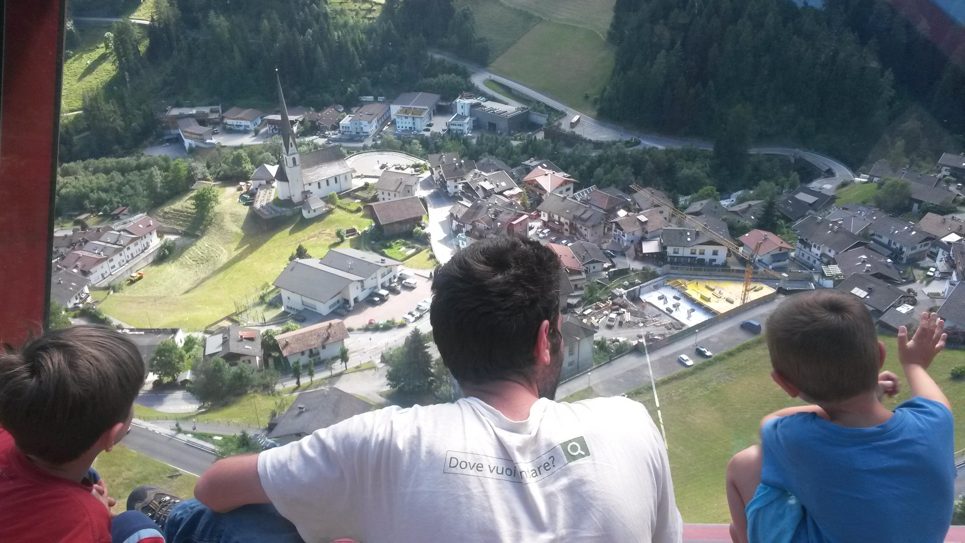Passo Rombo, viewpoint, Passeiertal