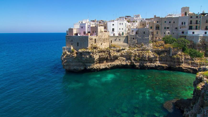 Polignano al mare, Italy