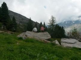 The Maze of Rocks in Passeiertal