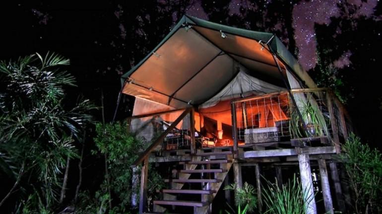 Paperbark Camp, Glamping in Australia