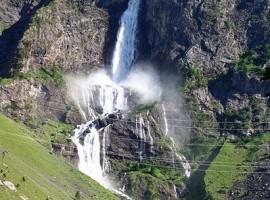 Serio Falls, Upper Seriana (Bergamo)