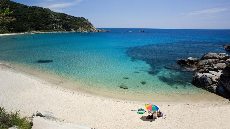Spiaggia di Cavoli, Tuscany