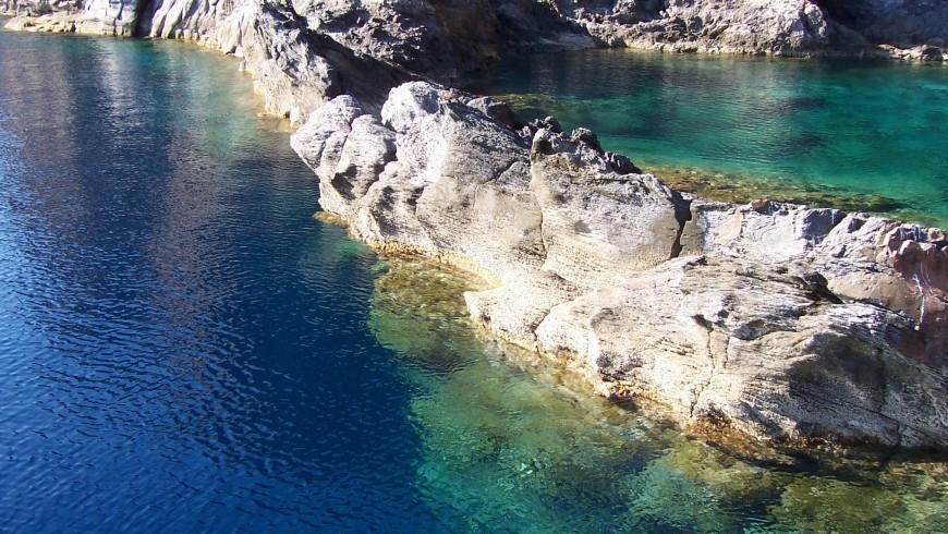 The pool of Venus, Sicily