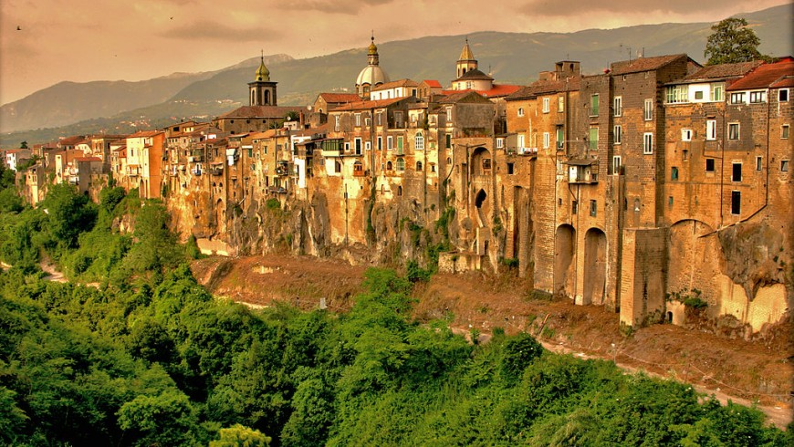 Sant'Agata de' Goti, Italy