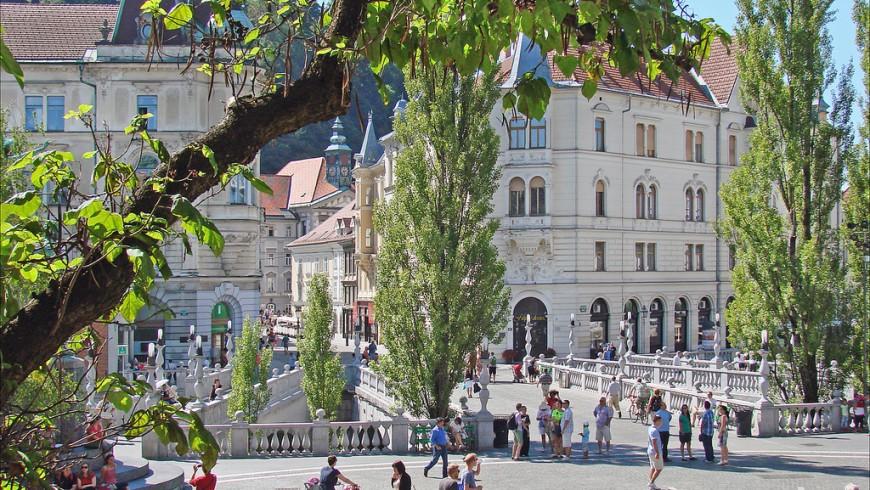 Ljubljana is the European Green Capital of 2016