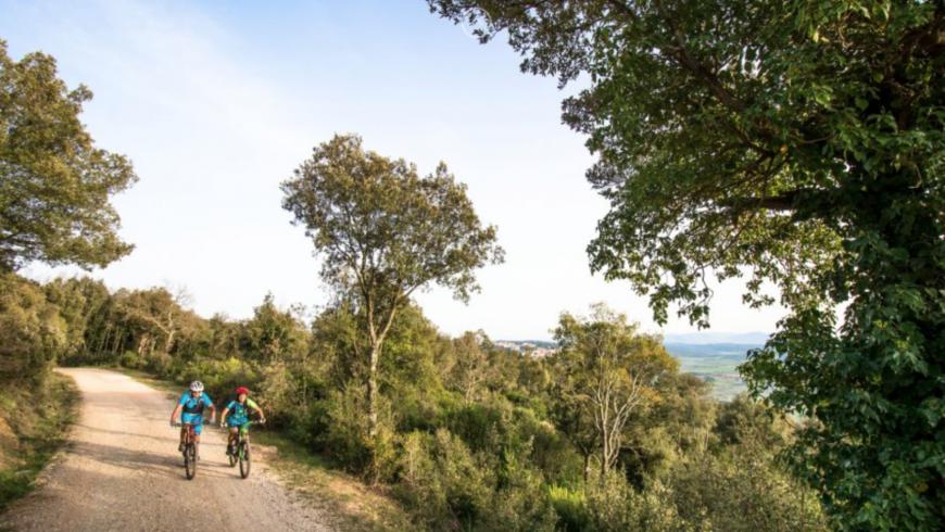 Maremma by mountain bike