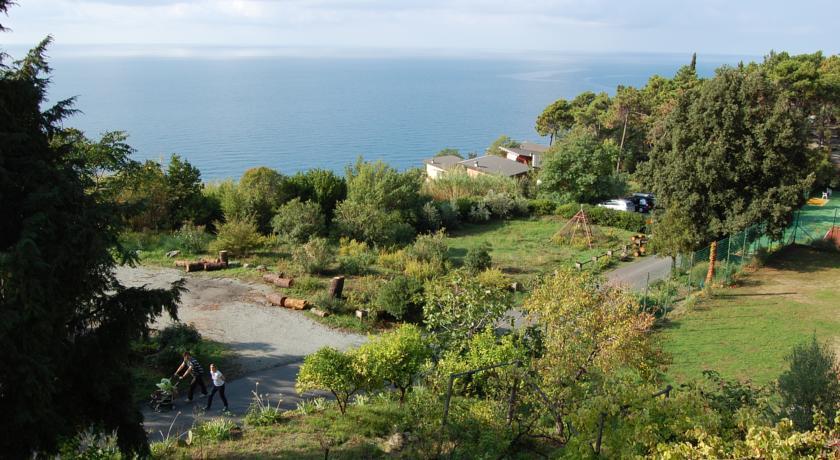 Eco-resort in Liguria