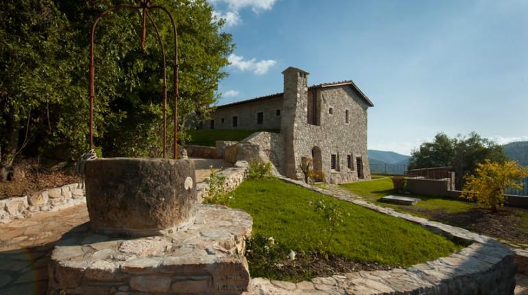 Eco-resort in Umbria, Italy