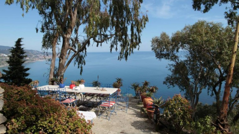 Eco-resort in Liguria, Italy