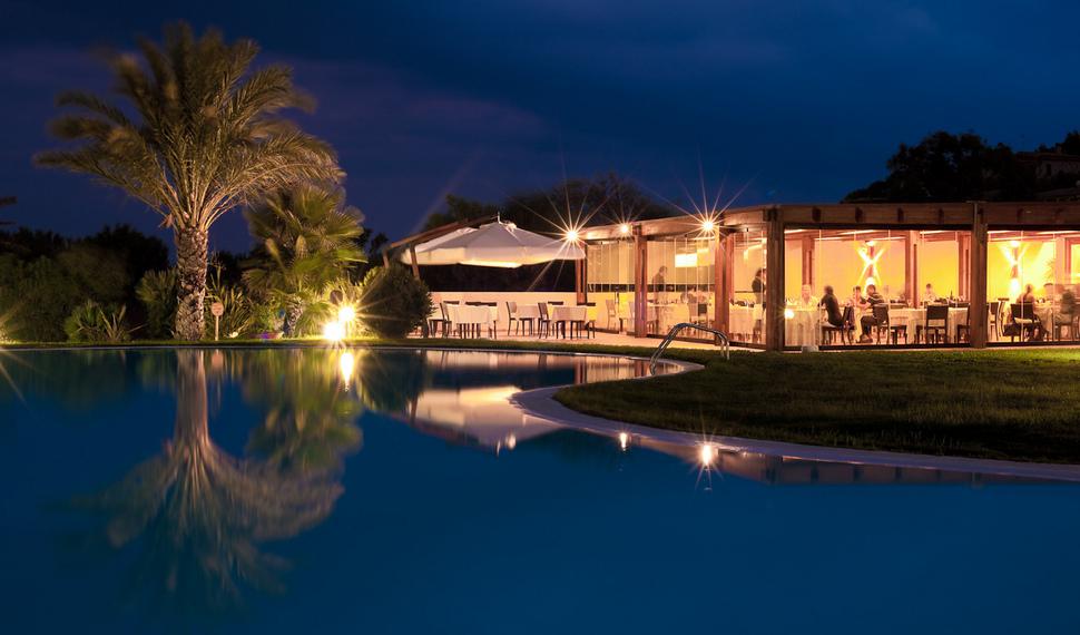 Eco-luxury hotel in Sardinia