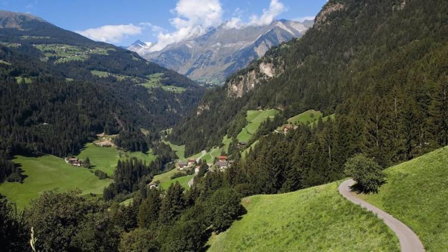 Hinterpasseier - Alta Val Passiria, South Tyrol
