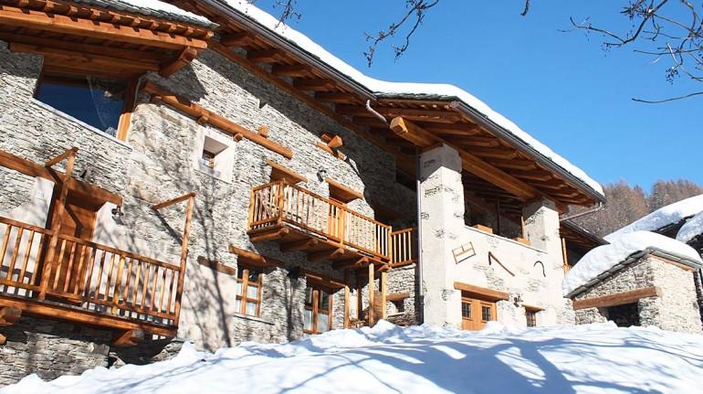 Eco-resort in Piedmont, Italy