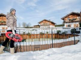 Eco-resort in Trentino, Italy