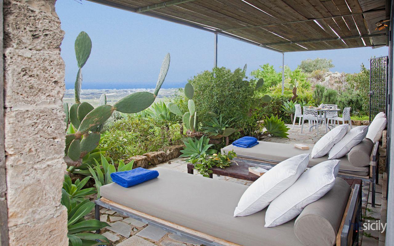 Eco-resort in Sicily, Italy