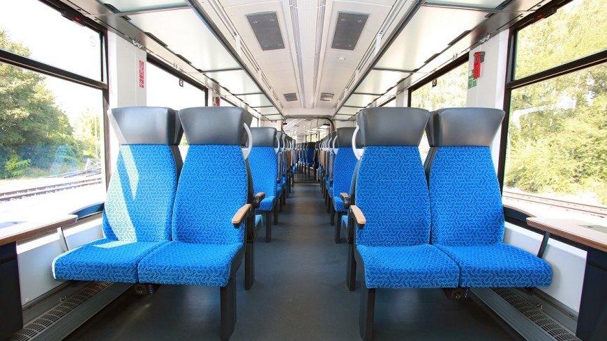 The first zero-emissions train arrives in Germany