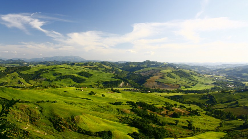 Country holidays in Italy (Marche)