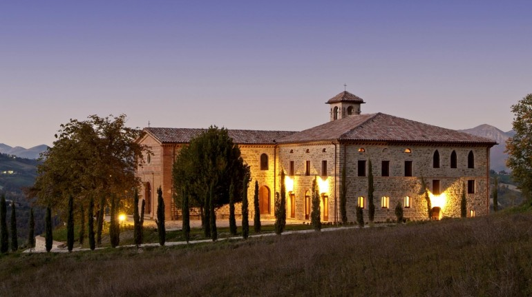 ancient monastery of San Biagio