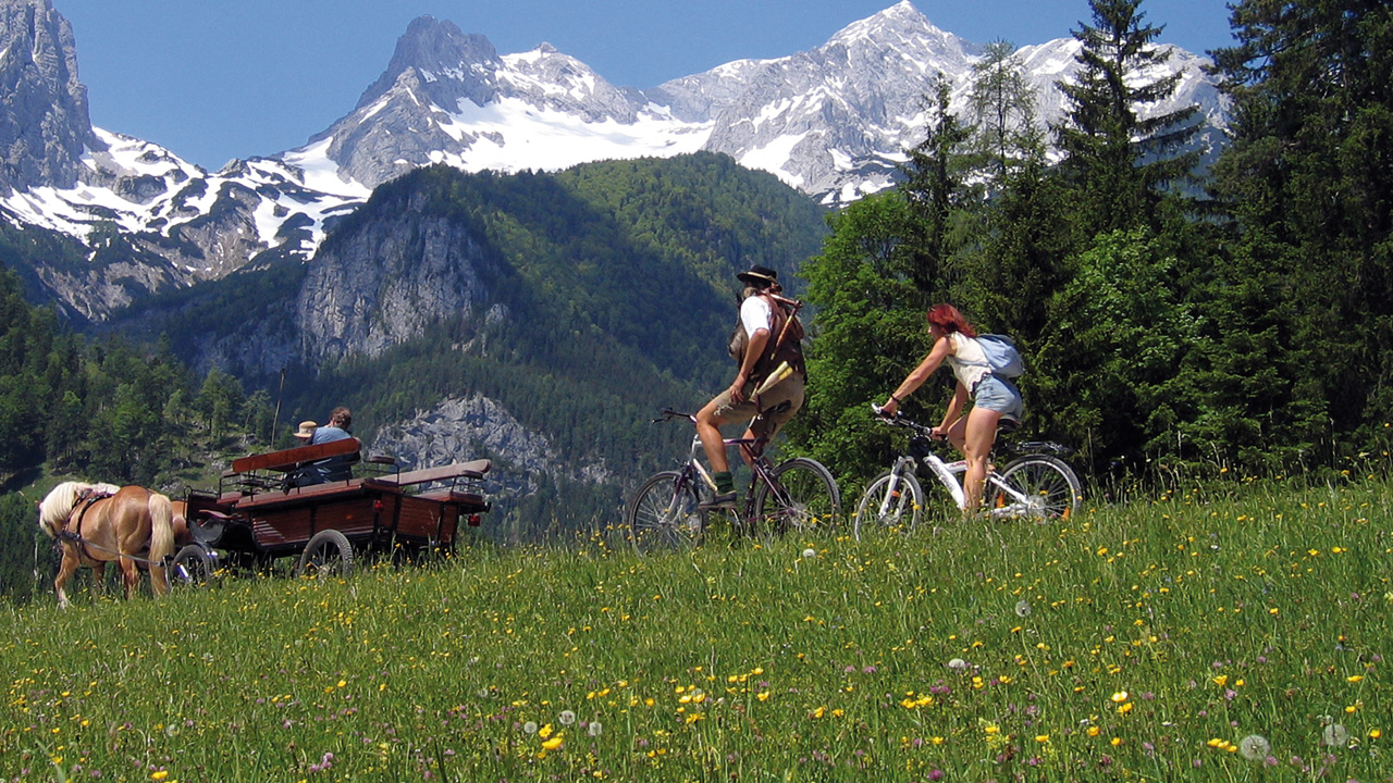 Car-free holidays in the Alpine Pearls