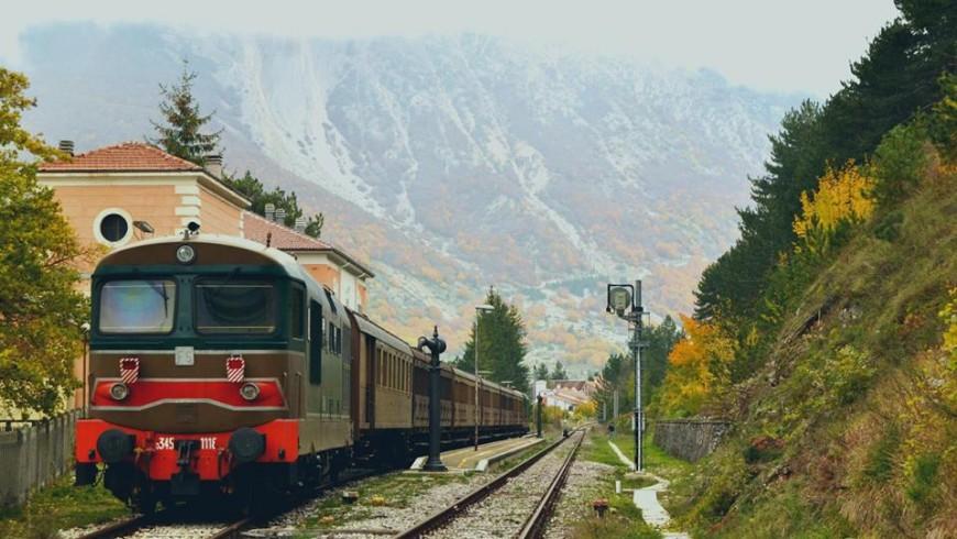 Trans-Siberian Train of Italy