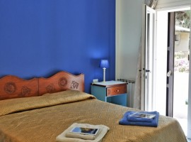 eco-friendly bed and breakfast in Sardinia