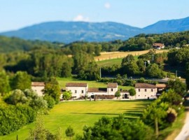 Eco-friendly accommodation in Molise