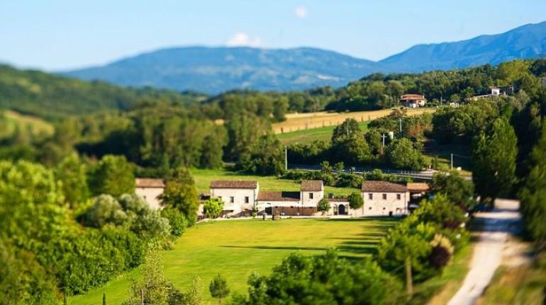 Eco-friendly accommodation in Molise