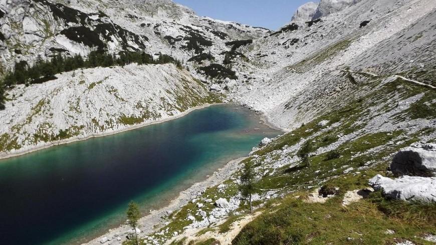 Alps in Triglav National Park
