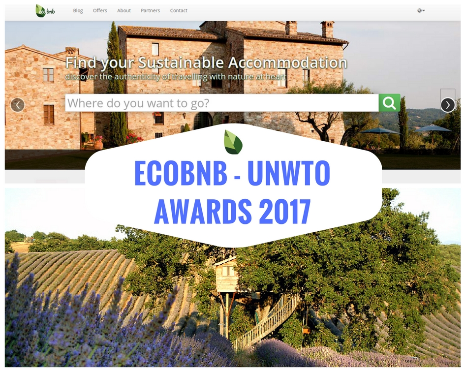 ECOBNB at UNWTO Awards