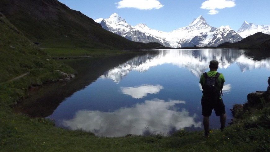 UNESCO World Heritage Jungfrau-Aletsch, Switzerland