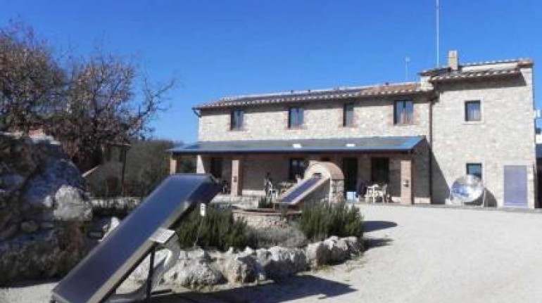 Eco-friendly accommodation in Umbria