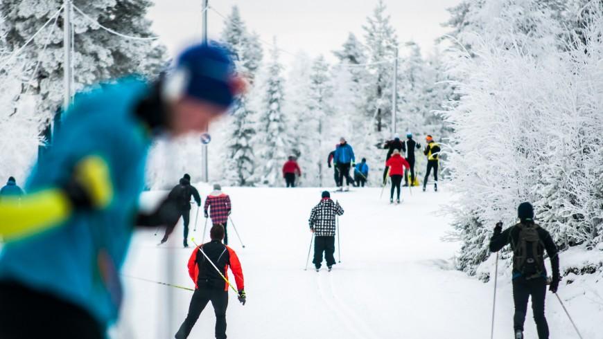 Trysil, Norway ski destination