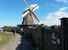 Zaanse Schans, open-air museum near Amsterdam