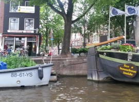 canal district is the heart of Amsterdam