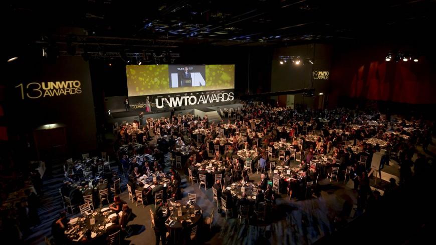 UNWTO Awards ceremony