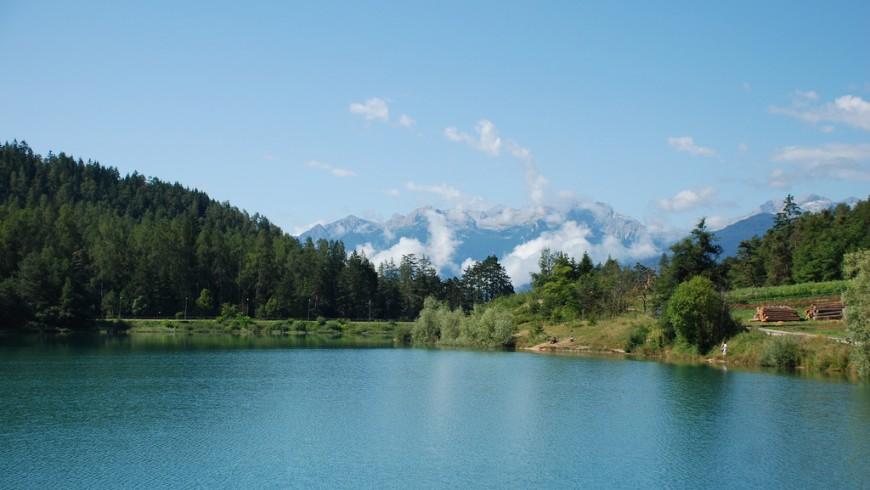 Lake Tavon, Trentino