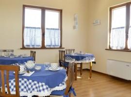 Eco-friendly accommodation near parma