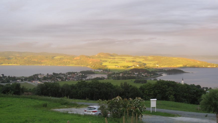 Inderøy and the Golden Route, the best of Norwegian flavors