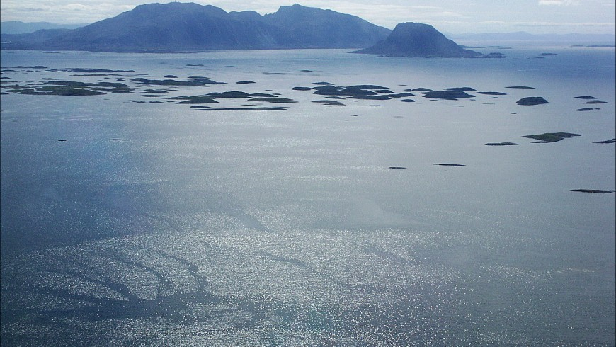 The Vega Islands, Norway