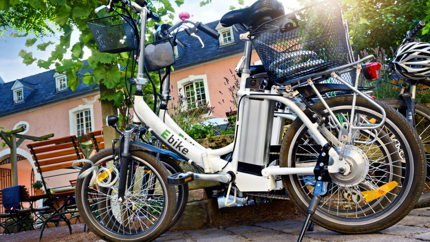 The advantages of an e-bike