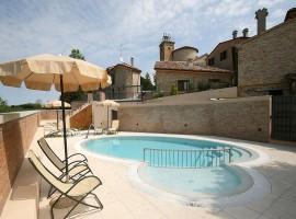 Casa Oliva, an Albergo Diffuso in Marche region (Italy)