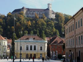 Ljubljana, Slovenia - one of the green destinations to visit this year